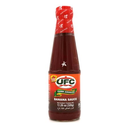UFC Tamis Anghang Banana Sauce Hot & Spicy Flavour 320g
