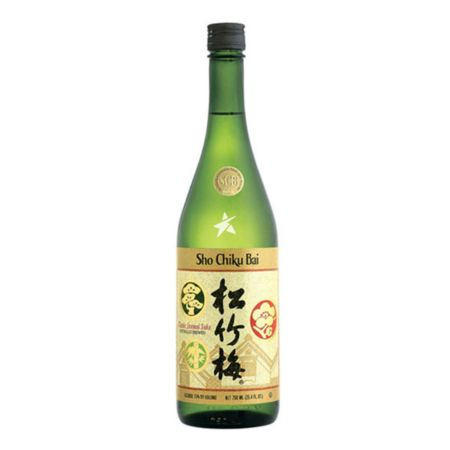 Takara 宝酒造松竹梅日本纯米酿清酒 750ml 15% Alc. / Vol.