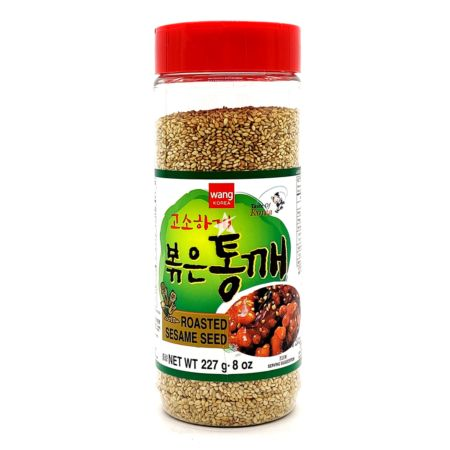 Wang Food Roasted Sesame Seed 227g