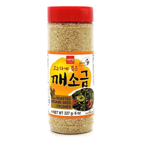 Wang Food Roasted Sesame Seed Crushed 227g