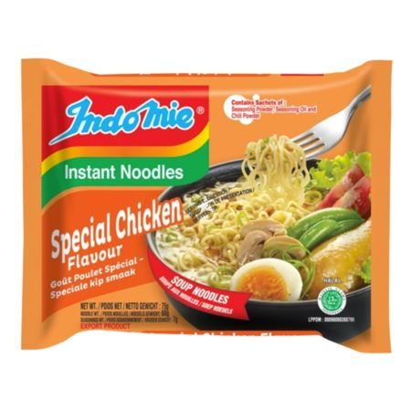 Indomie Soup Noodles - Special Chicken Flavour 75g