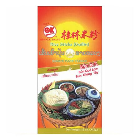 Chef's Choice Rice Stick (Guilin Style) 343g