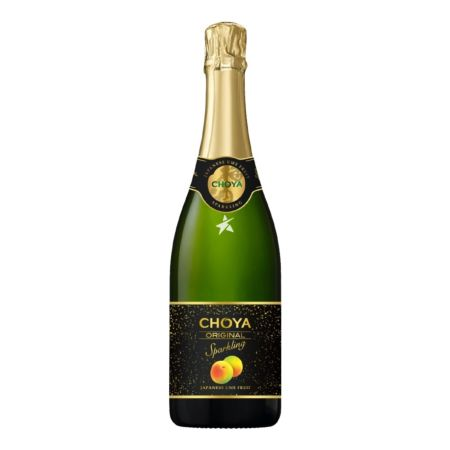 Choya Original Sparkling Plum Wine 750ml 5.50% Alc./Vol