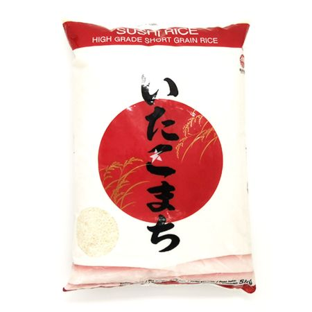 Itakomachi High Grade Short Grain Rice for Sushi 5kg