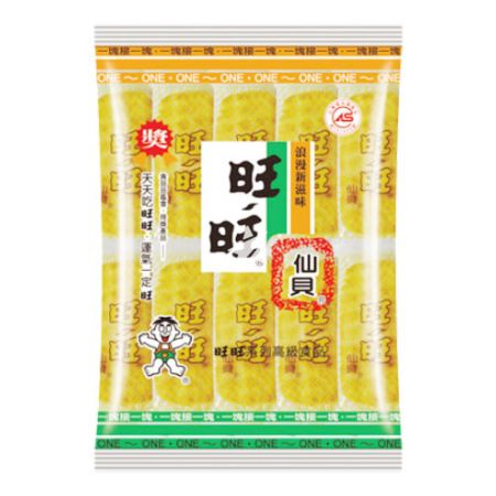 Want Want Rice Cracker - Senbei (L) 112g