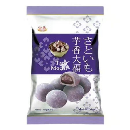 Royal Family Mochi - Taro Flavour 120g