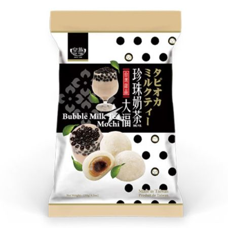 Royal Family Bubble Tea Milk Mochi 120g