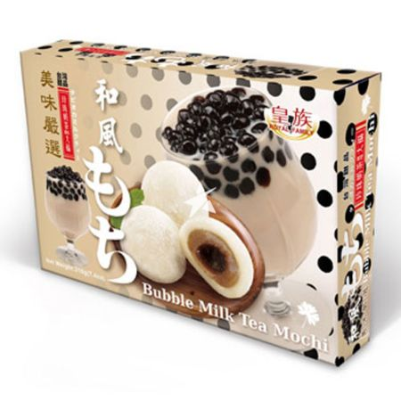 Royal Family Bubble Tea Milk Mochi 210g