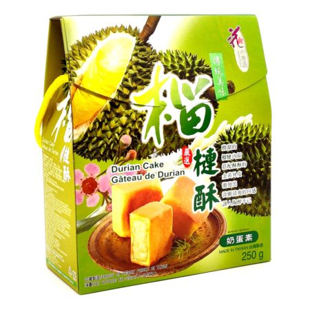 Loves Flower Durian Cake 250g