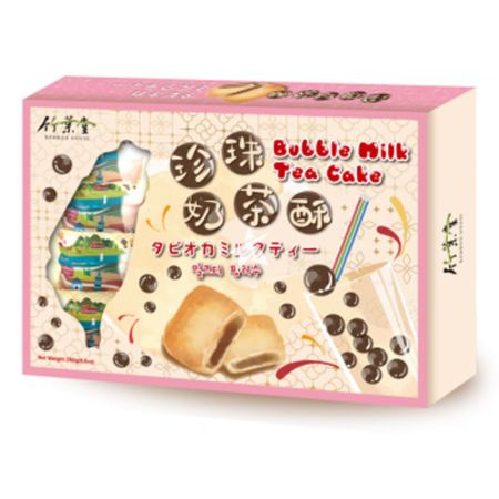 Bamboo House Bubble Milk Tea Pineapple Cake 250g
