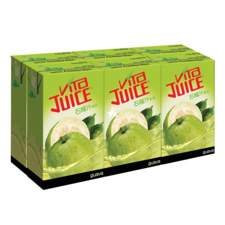 Vita Guava Juice Drink 250ml (Pack of 6)