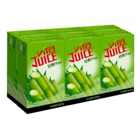 Vita Sugar Cane Juice Drink 250ml (Pack of 6)