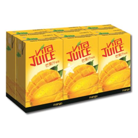 Vita Mango Juice Drink 250ml (Pack of 6)