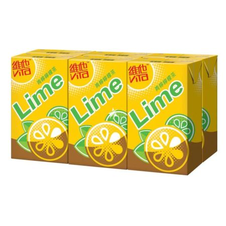 Vita Lime Lemon Drink 250ml (Pack of 6)