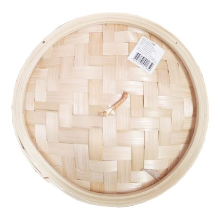 Bamboo Steamer Lid 8 Inch / 20.32cm