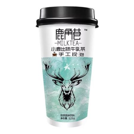 The Alley Lujiaoxiang 鹿角巷小鹿出抹牛乳茶 123g