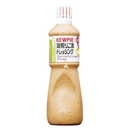 Kewpie Deep-roasted Sesame Dressing 1L