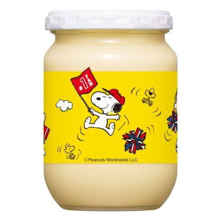 Kewpie Mayonnaise In Snoopy Jar 250g