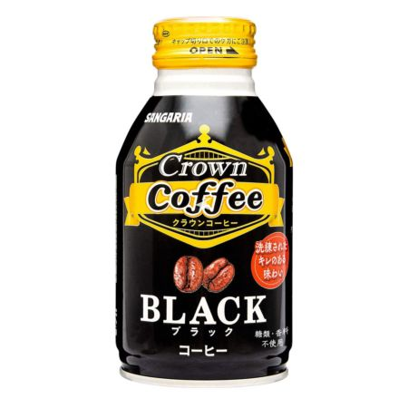 Sangaria Crown Coffee Black 260g