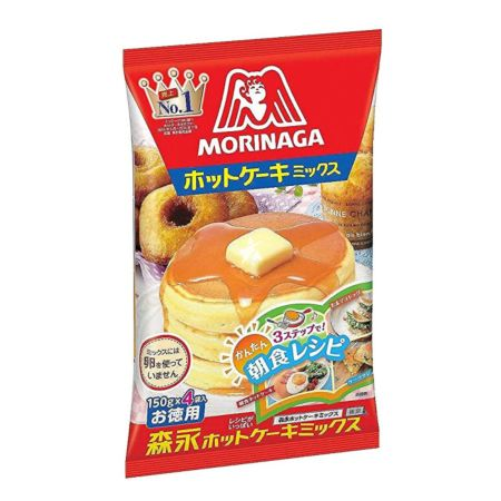 Morinaga Hot Cake Mix (150g*4) 600g