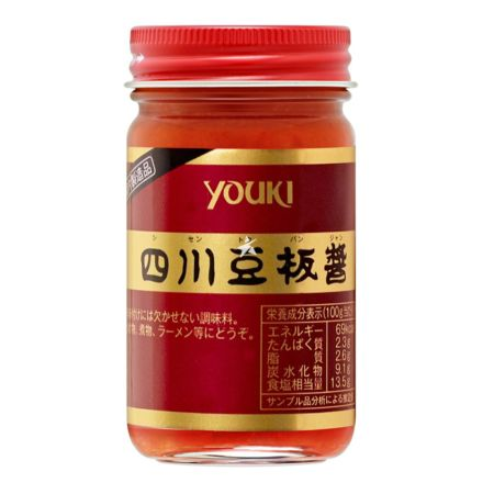 McCormick Youki Sichuan Chilli Soybean Sauce 130g