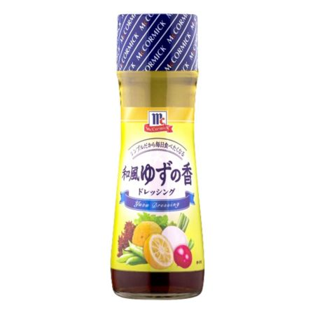 McCormick Salad Dressing - Wafu Yuzu Dressing 150ml