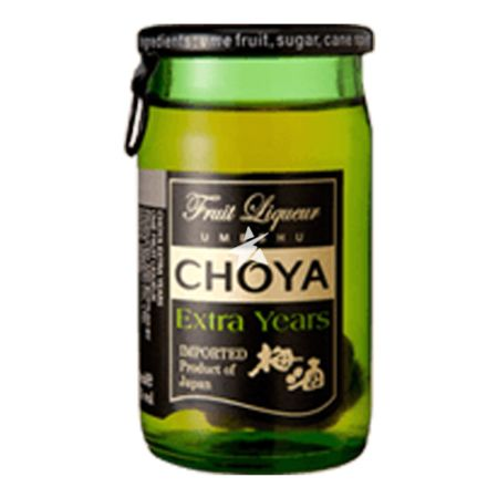 Choya Extra Years Umeshu (Plum Wine) 50ml
