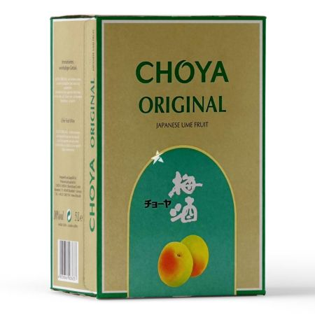 Choya Original Umeshu (Japanese Plum Wine) 5L 10% Alc./Vol
