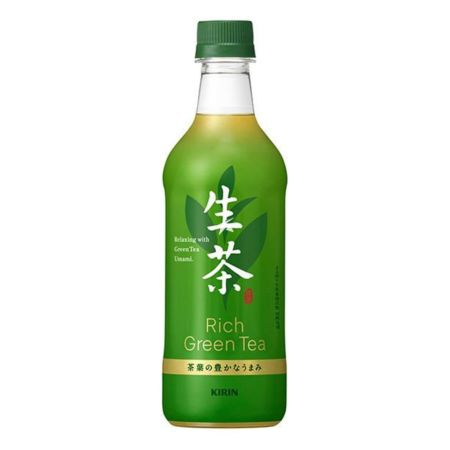 Kirin Rich Green Tea (Namacha ) 525ml