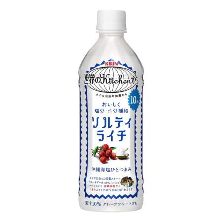 Kirin Wold Kitchen Salty Litchi Drink PET 500ml