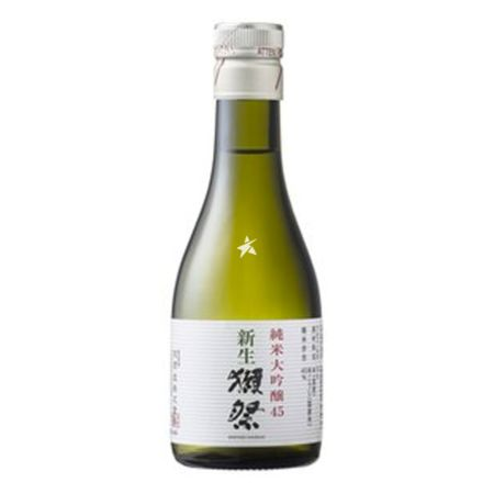 Asahi Shuzo 旭酒造 新生獺祭 純米大吟釀45 180ml 16% Alc./Vol