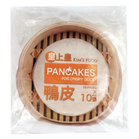 Kim's Food Pancake for Crispy Duck 100 Pieces