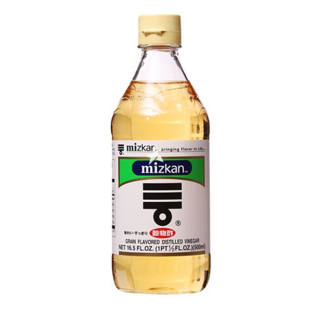 Mizkan Grain Flavoured Distilled Vinegar (Kokumotsusu) 500ml