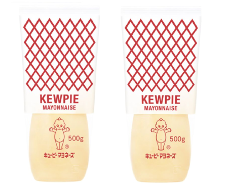 Kewpie Mayonnaise 500g (Pack of 2)