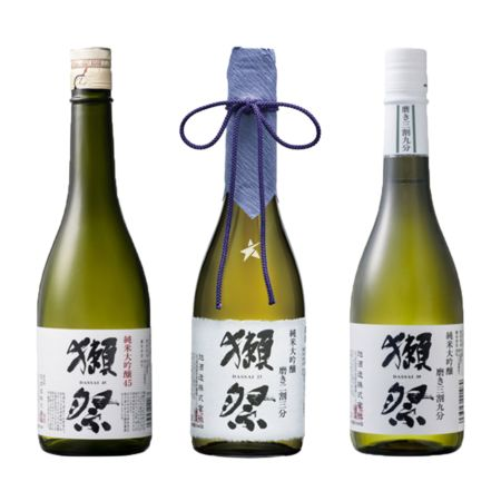 Asahi Shuzo Dassai Tasting Set 300ml 16% Alc. / Vol (Set of 3)