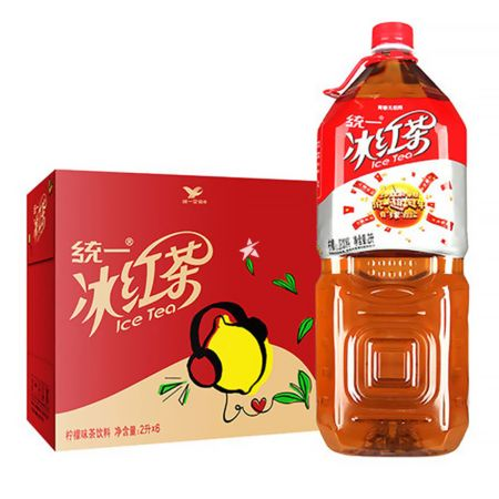 Unif Ice Tea Drink 2L (Pack of 6)