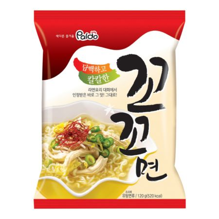 Paldo Kokomen  Spicy Chicken Flavour 120g