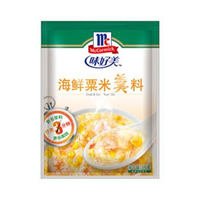 McCormick Crab & Corn Soup Seasoning 35g