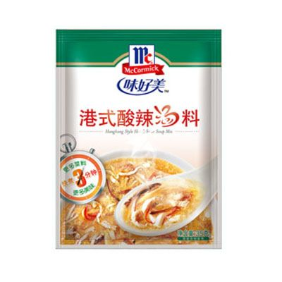 McCormick Hong Kong Style Hot & Sour Soup Mix 35g