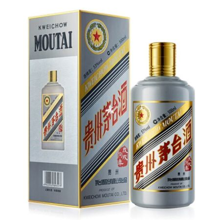Kweichow Moutai (Wuxu Year of Dog) 500ml 53% Alc./Vol