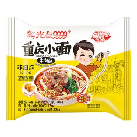 Guang You 光友重庆小面 牛肉面 105g