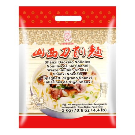 Chunsi Shanxi Daoxiao Noodles (Knife Noodle) 2kg