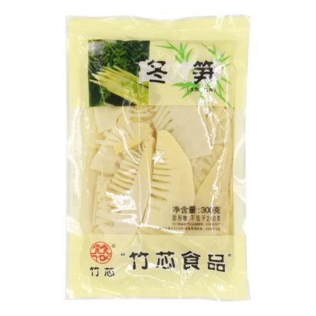 Zhu Xin Winter Bamboo Shoot for Hot Pot Slice 300g