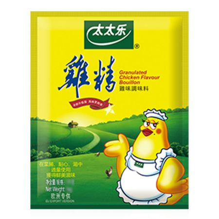 Totole Granulated Chicken Bouillon (Export Version) 454g