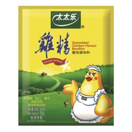 Totole Granulated Chicken Flavour Bouillon [Export Version] 200g