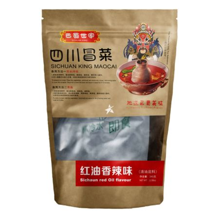 Sichuan King Maocai (Take Food) - Sichuan Red Oil Flavour 340g