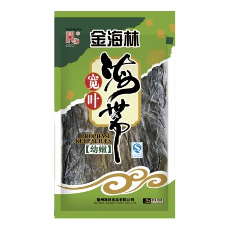 Haizhilin Prophase Kelp Slices 150g
