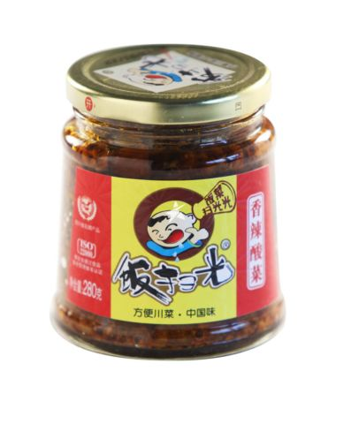 Fansaoguang Preserved Pickled Mustard 280g