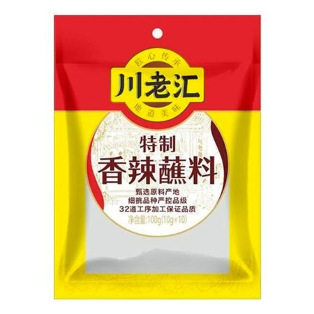 Chuanlaohui Spicy Hot Pot Seasoning 100g