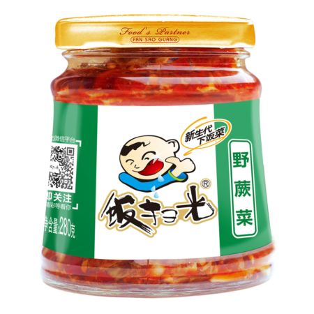 Fansaoguang Wild Brake Pickles 280g
